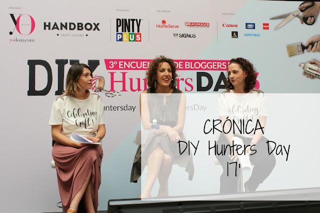 tercera edición del Diy Hunters Day de Yodona y Handbox