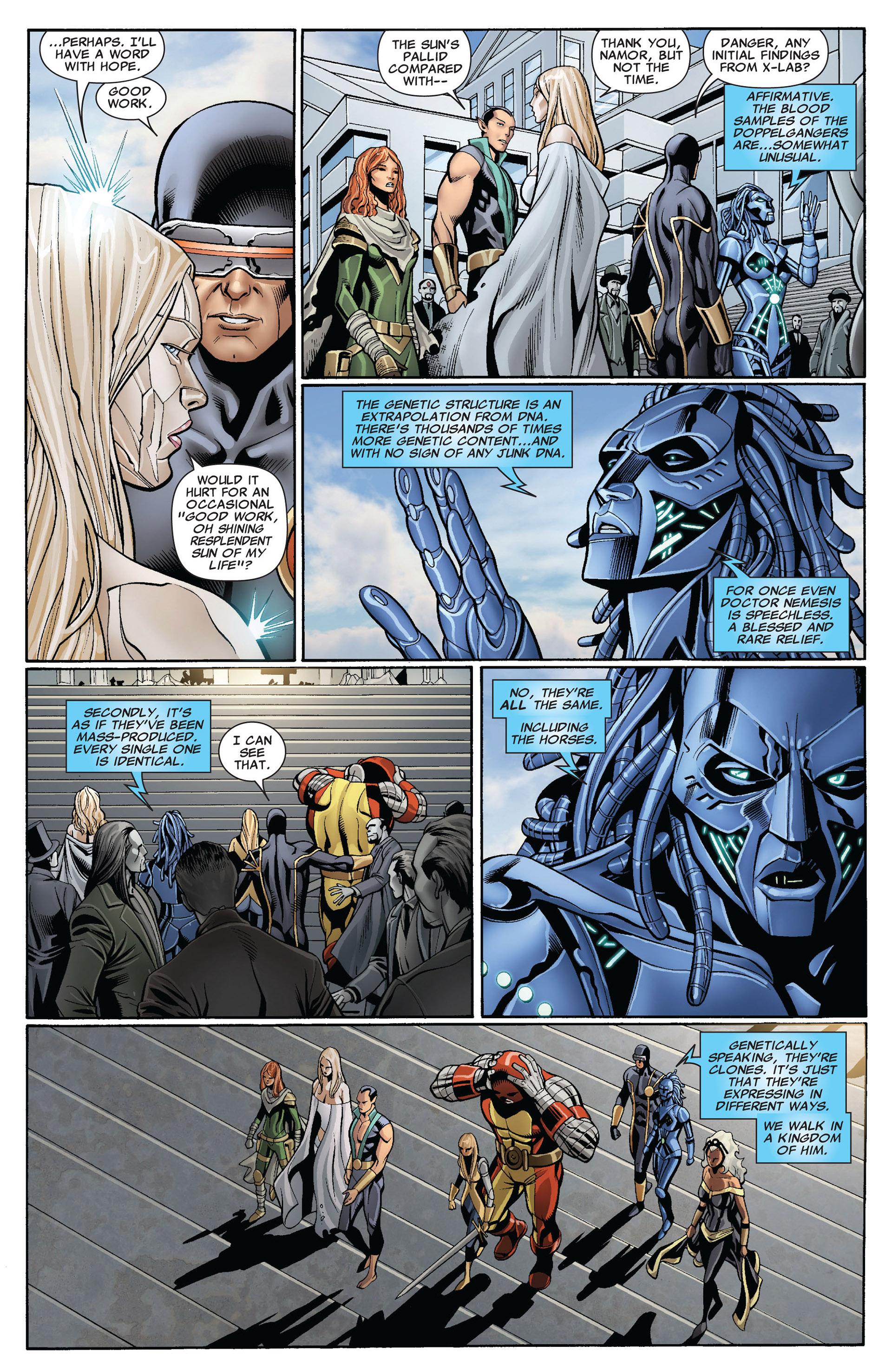 Read online Uncanny X-Men (2012) comic -  Issue #2 - 9
