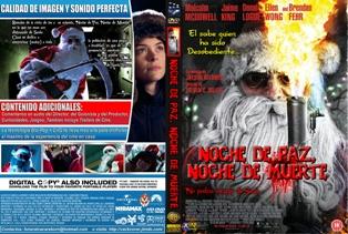 Caratulas Dvd Latinas Silent Night Dvd Cover