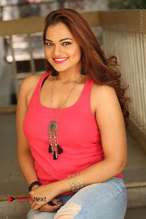 Tollywood Actress Ashwini Latest Stills in Ripped Jeans  0162.JPG