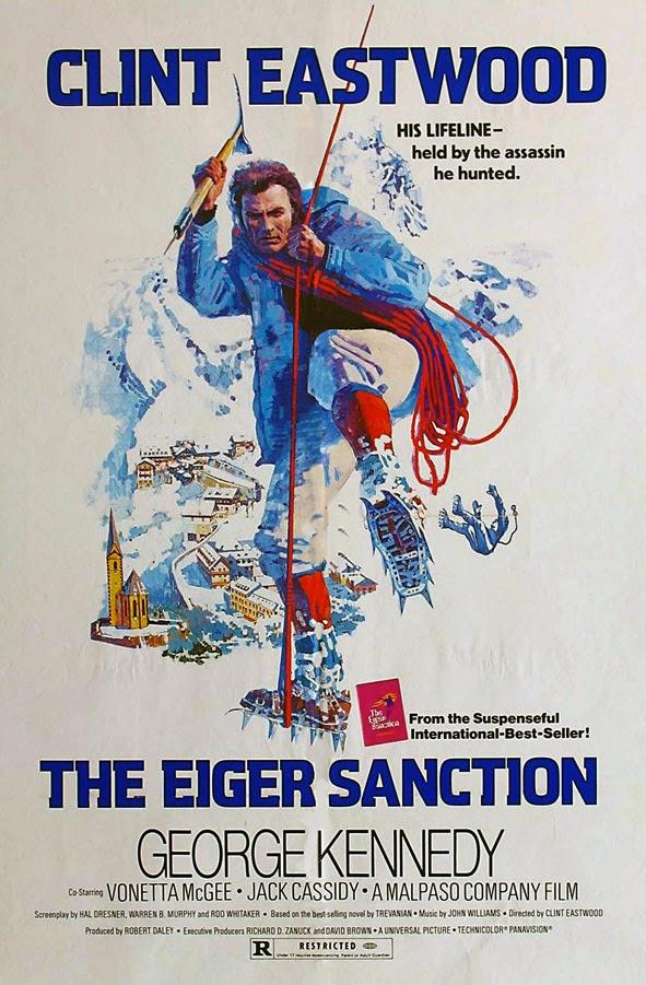 Eiger Sanction - Akcja na Eigerze - 1975