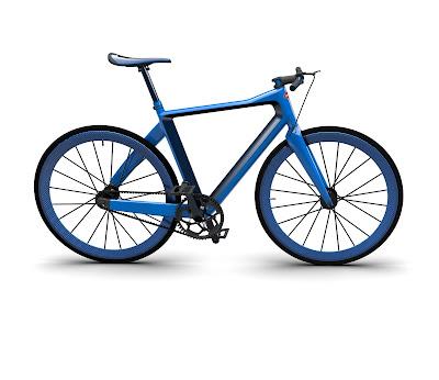Bicicleta PG X Bugatti