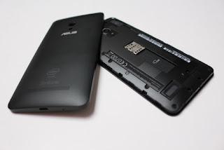 Cara Restart & Reboot Asus Zenfone 5