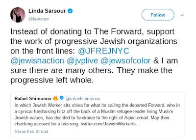 U.S. Political Activist Linda Sarsour: The Prophet Muhammad Was a Human Rights Activist Sarsour%2Badvice