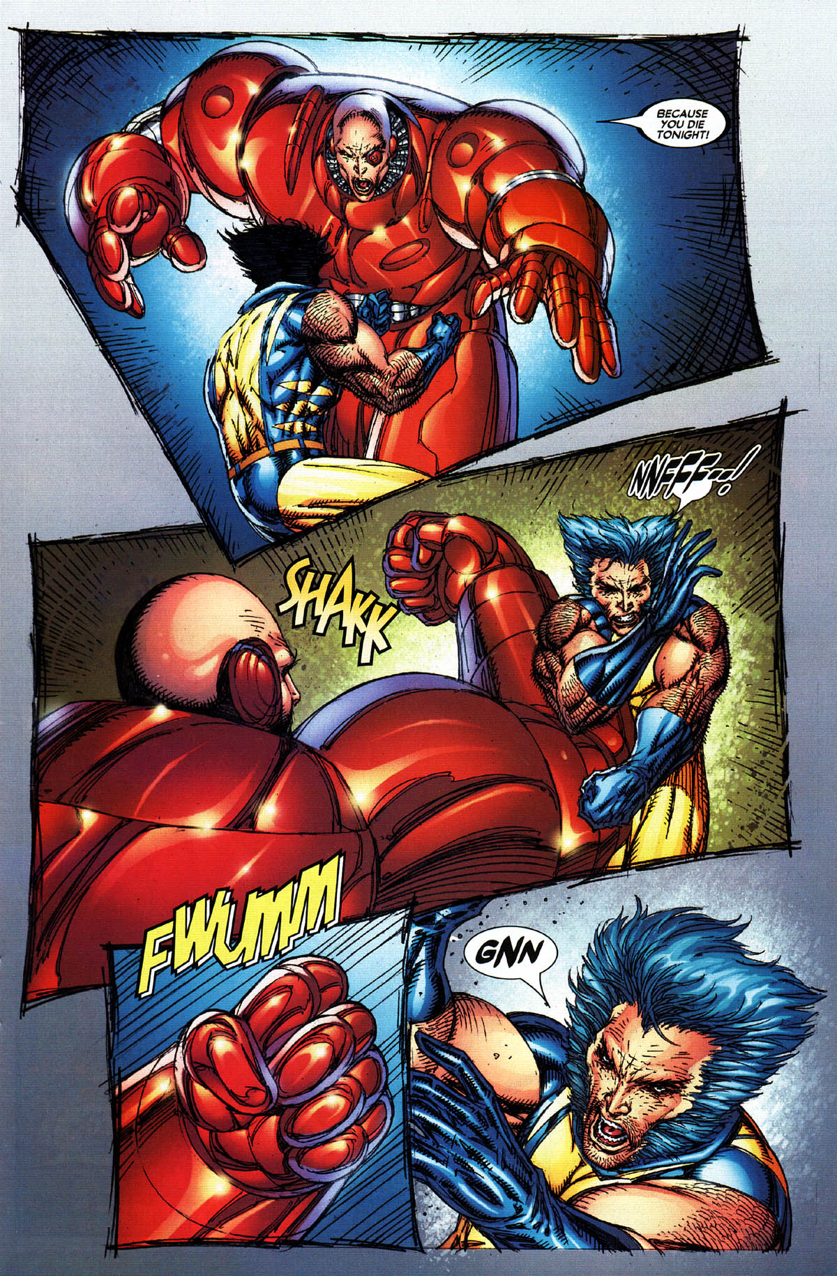Read online X-Force (2004) comic -  Issue #4 - 25