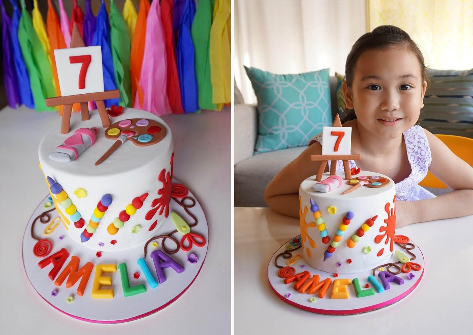 MrsMommyHolic A 7th Birthday Party in McDonalds