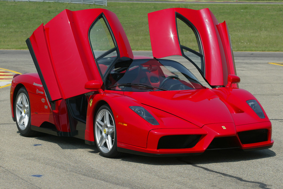 Cars Ferrari Enzo