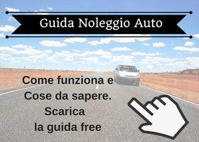 Guida noleggio auto pdf