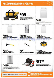 Home Depot Weekly Ad October 18 - 24, 2018