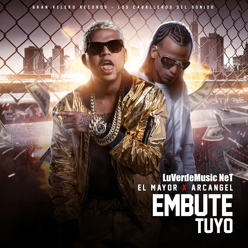 El Mayor Clasico Ft. Arcangel – Embute Tuyo