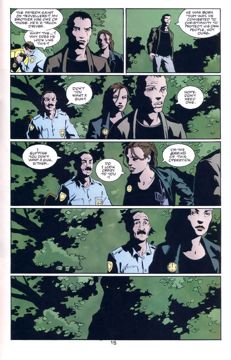 Read online Midnight, Mass comic -  Issue #2 - 16