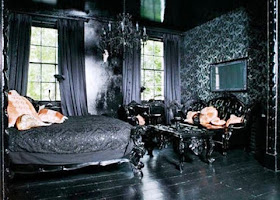 Black Victorian Bedroom antique victorian french reproduction furniture - home furniture