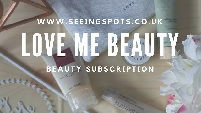 Love Me Beauty Subscription, Product Pin