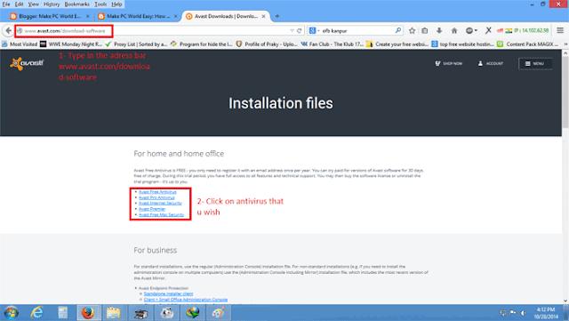 Download Avast Free Antivirus 2019 Offline Installer