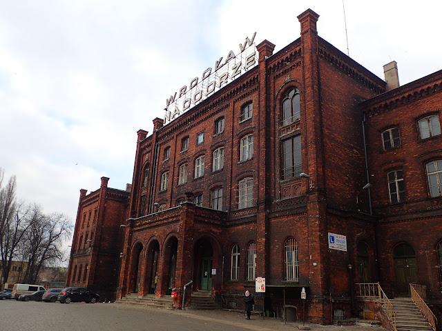Stacja Wrocław Nadodrze