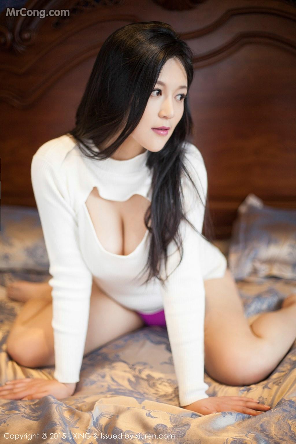 UXING Vol.006: Model Lenne (莲漪) (56P)