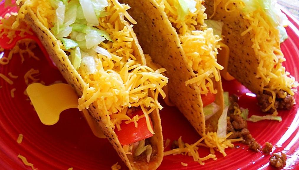 Taco Bell Menu 2016