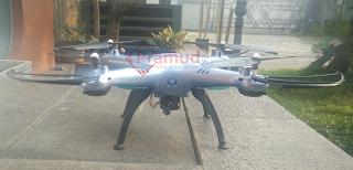 kelebihan dan kekurangan drone syma x5hw