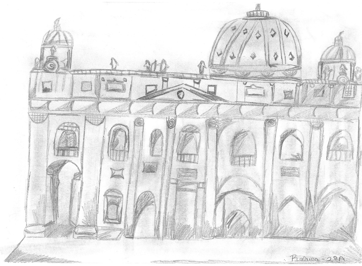 Dibujos Clase De Religion: Reli En Grande: Dibujos En Clase De Religión