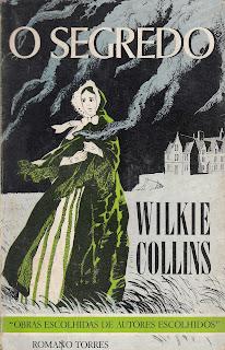 capa de 'O Segredo' de Wilkie Collins
