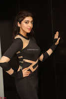 Pranitha Subhash in a skin tight backless brown gown at 64th Jio Filmfare Awards South ~  Exclusive 156.JPG