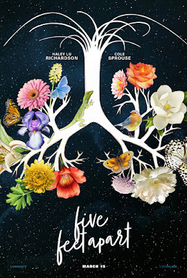 Five Feet Apart Movie Poster 4