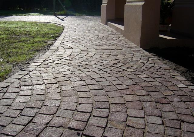 Los materiales en la arquitectura 4 los p rfidos - Adoquin de piedra ...