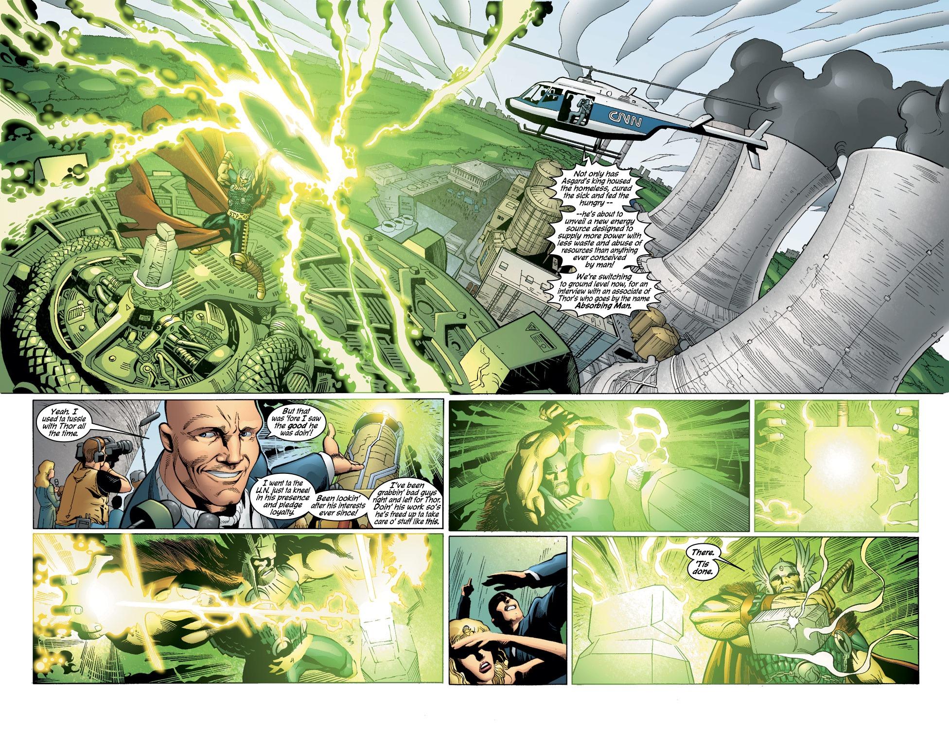 Thor (1998) Issue #56 #57 - English 5