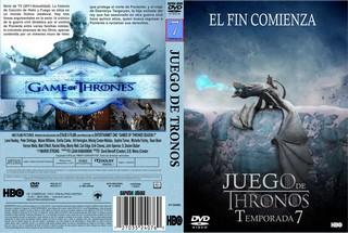 Games of Thrones S7 - Juegos de Tronos T7
