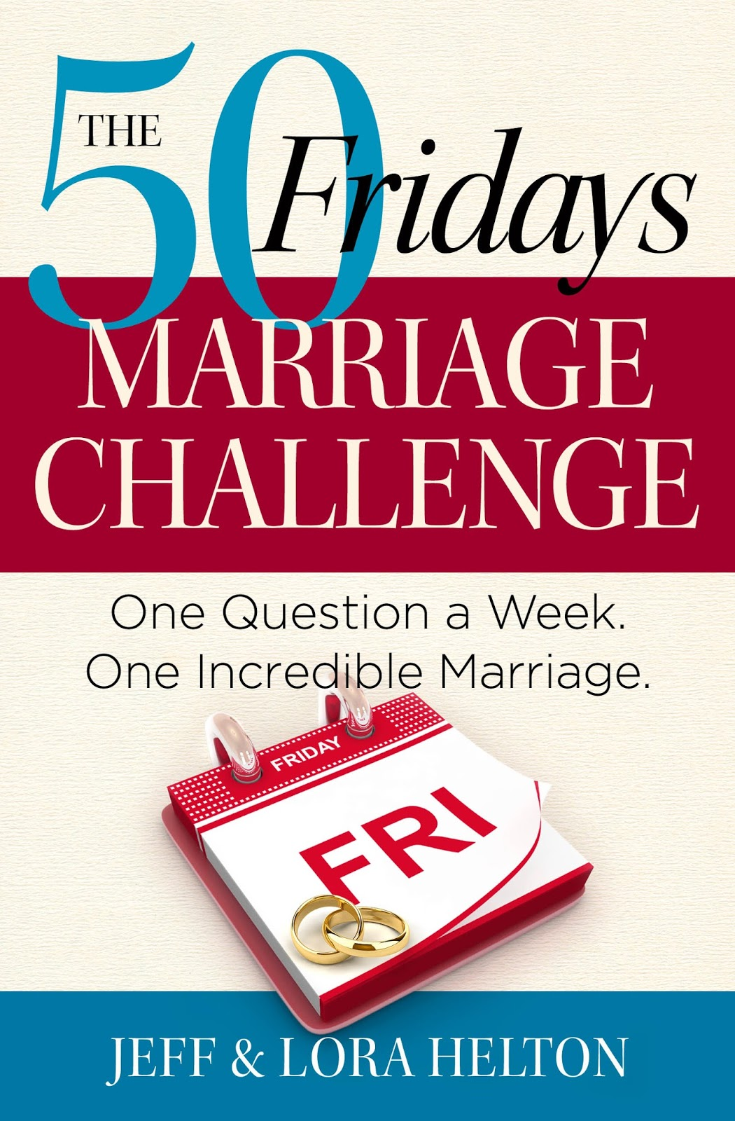 Book Review The 50 Fridays Marriage Challenge By Jeff