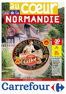 Catalogue Carrefour 25 Avril au 06 Mai  2017