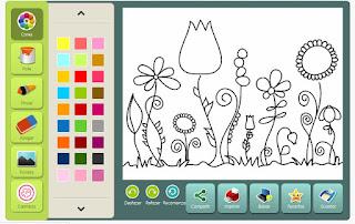 http://natureza.colorir.com/flores/flores-da-floresta.html