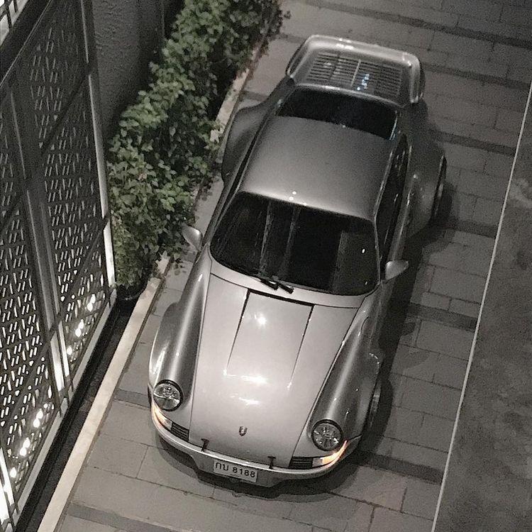 01 Porsche 964 Sinatra