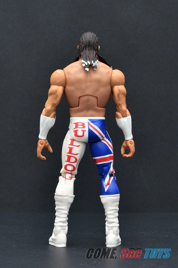 Wwe Toys For Boys : Come see toys wwe elite series british bulldog davey