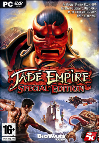 Jade Empire Special Edition PC Full Español