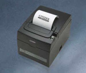 Download Citizen CT-S310II Drivers Printer
