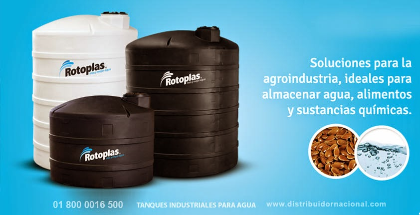 Tanques Industriales para Agua