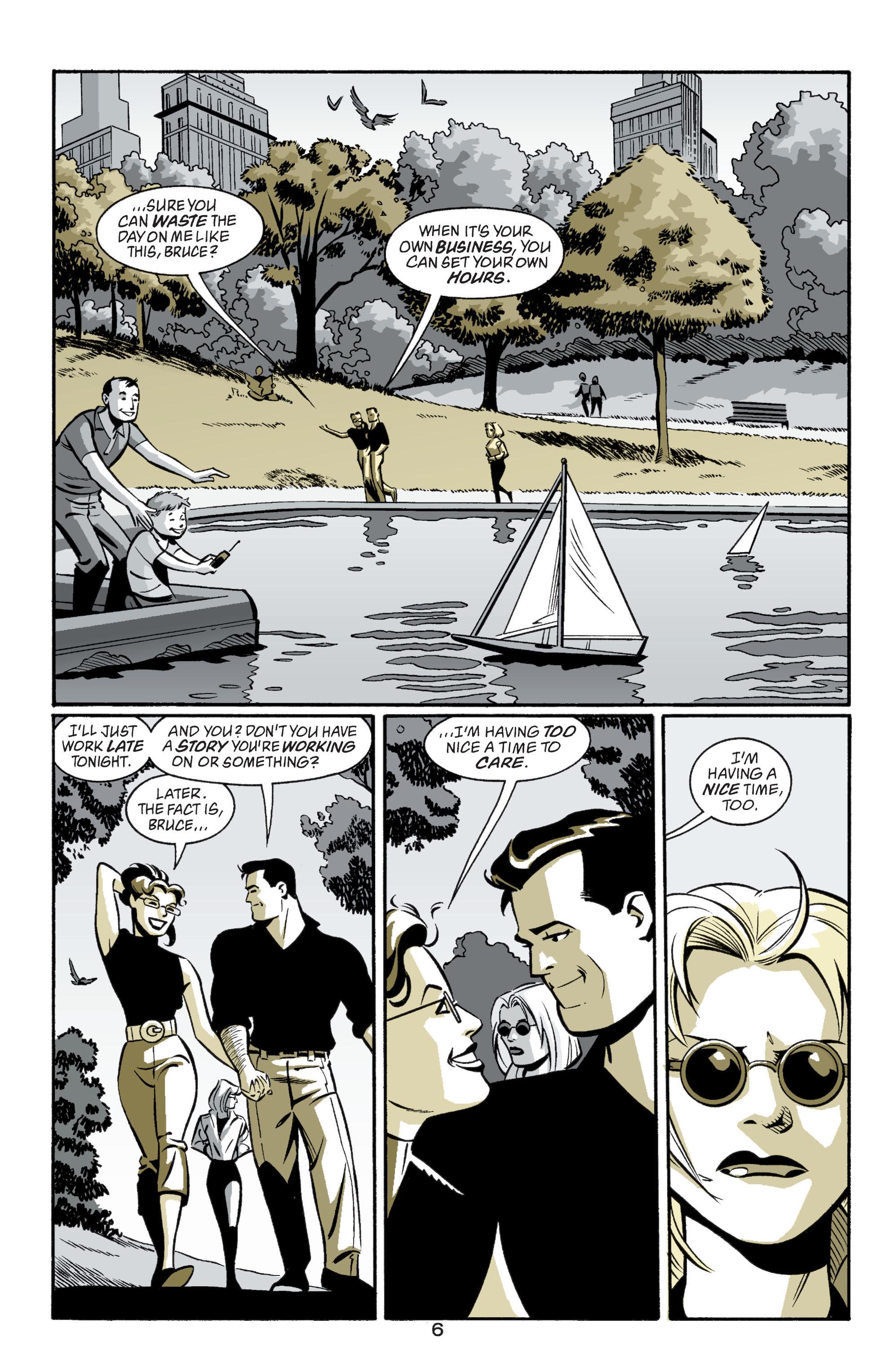 Detective Comics (1937) 762 Page 6
