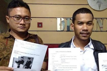 Sebar Berita Bohong, BPN Prabowo-Sandi Adukan Metro TV & Kompas.com ke Dewan Pers