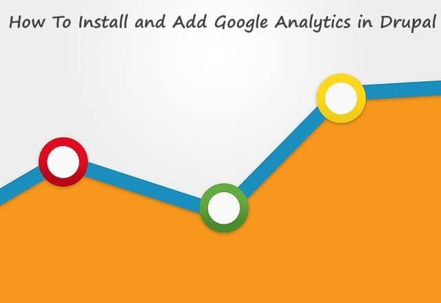 how to add google analytics into Drupal