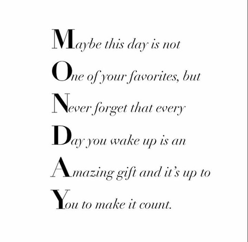 Little things with jassy motivational monday quotes x3 motivational monday quotes x3 voltagebd Gallery
