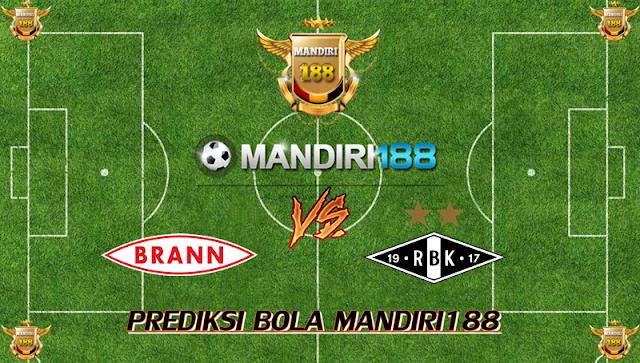 AGEN BOLA - Prediksi Brann vs Rosenborg 23 Oktober 2017