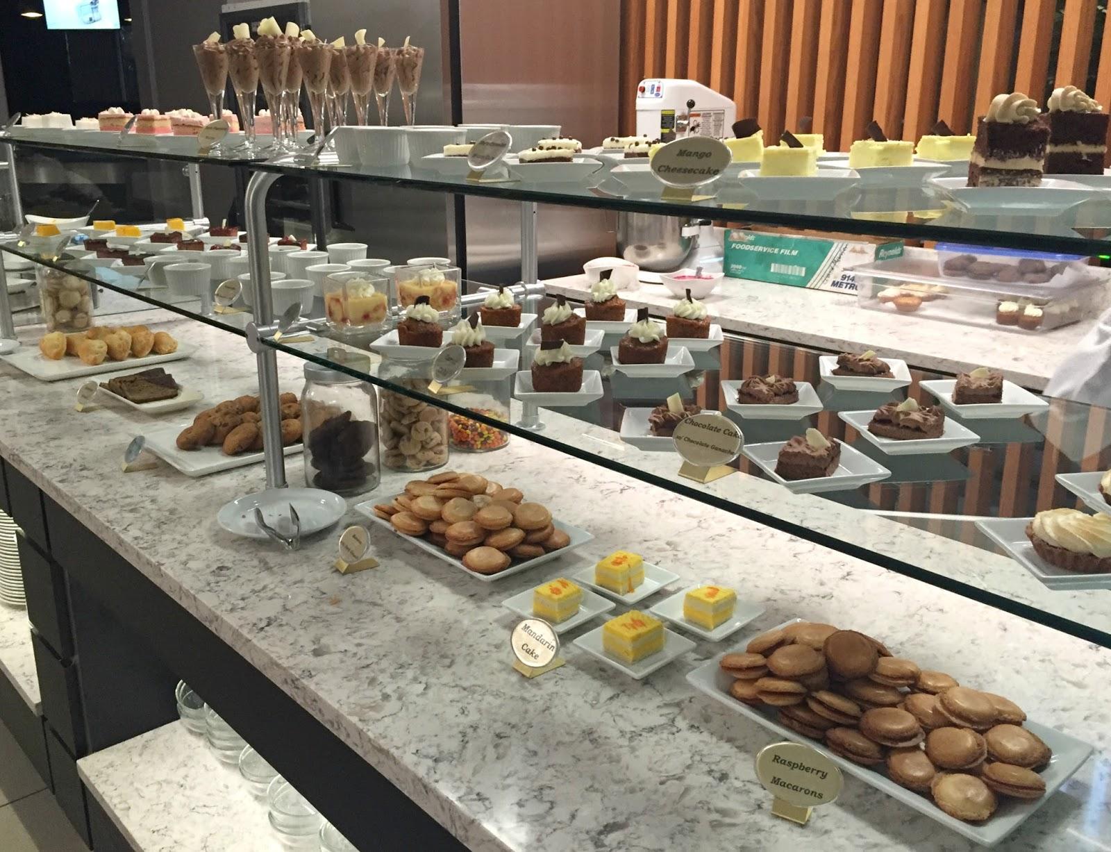 Plates buffet