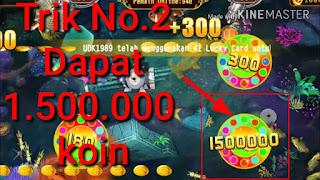 Fishing go merupakan game berupa menembak ikan dan untuk menghasilkan point yang banyak Tips Dan Kode Rahasia Fishing Go Terbaru