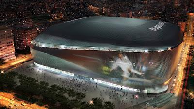 Acuerdo de financiación de las obras del estadio.