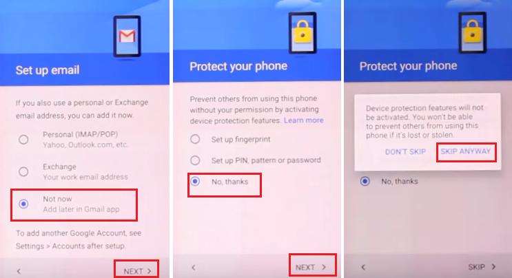 Cara Mengatasi Account Samsung Yang Terkunci (Bypass Samsung