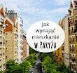 Jak wynająć mieszkanie w Paryżu?