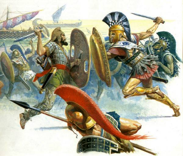 Persia and the Battle of Marathon