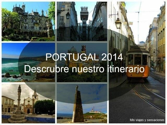 Diario de viaje por Portugal