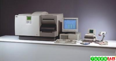 VITEK 2 System.